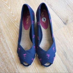Ralph Lauren NWOT Cecelia espadrilles size 9